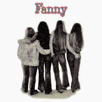 What bandnaam Fanny stands?- Fanny LP cover - 1970
