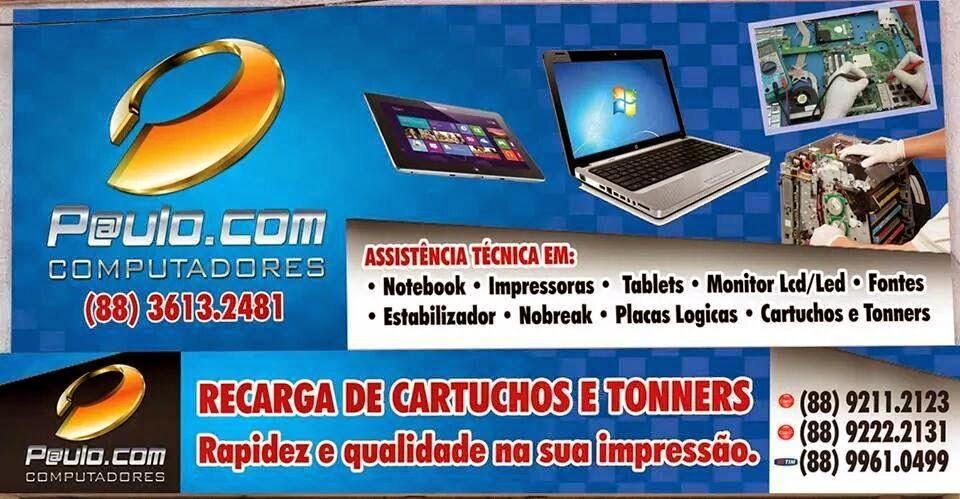 PAULO.COM COMPUTADORES