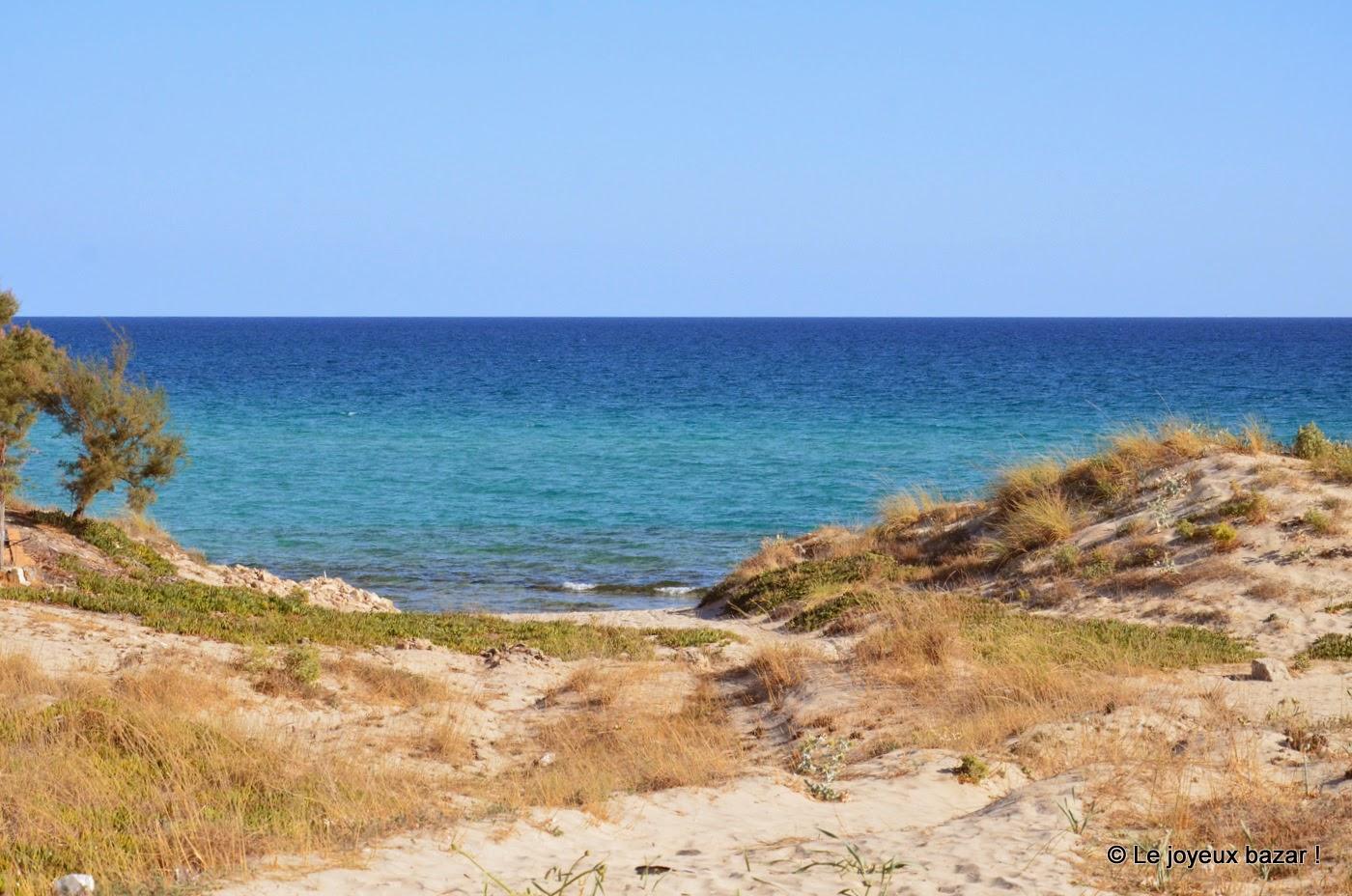 Italie - Les Pouilles - plage