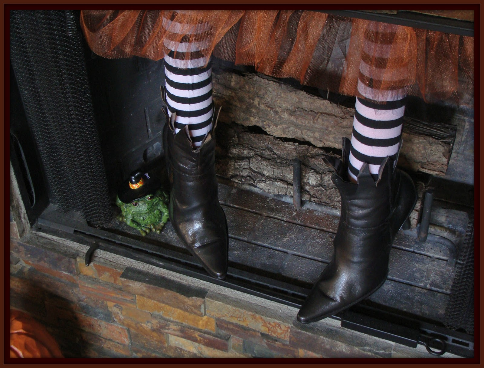 halloween decorations witch
