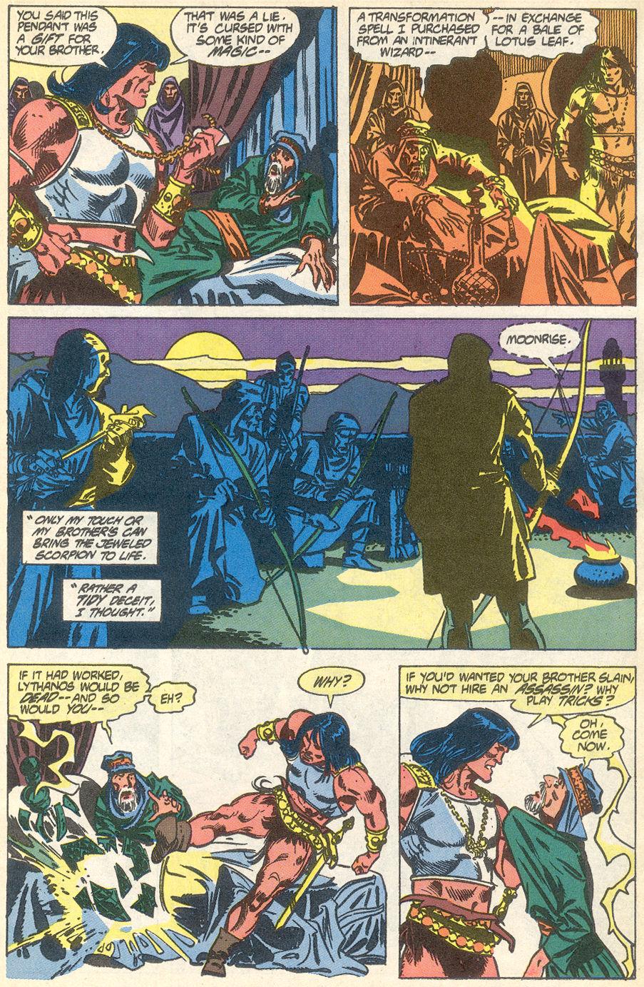 Conan the Barbarian (1970) Issue #231 #243 - English 14