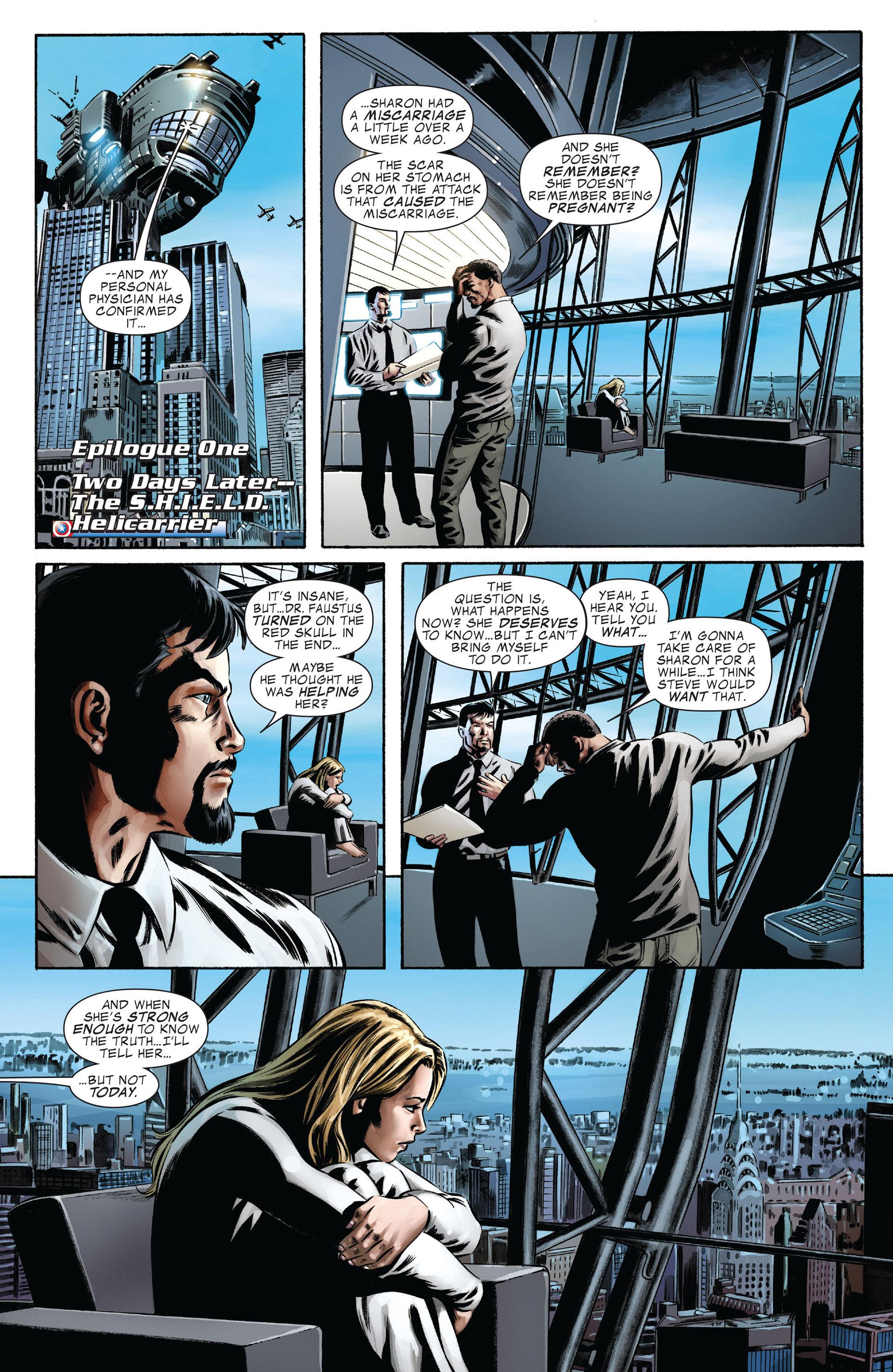 Captain America (2005) Issue #42 #42 - English 23