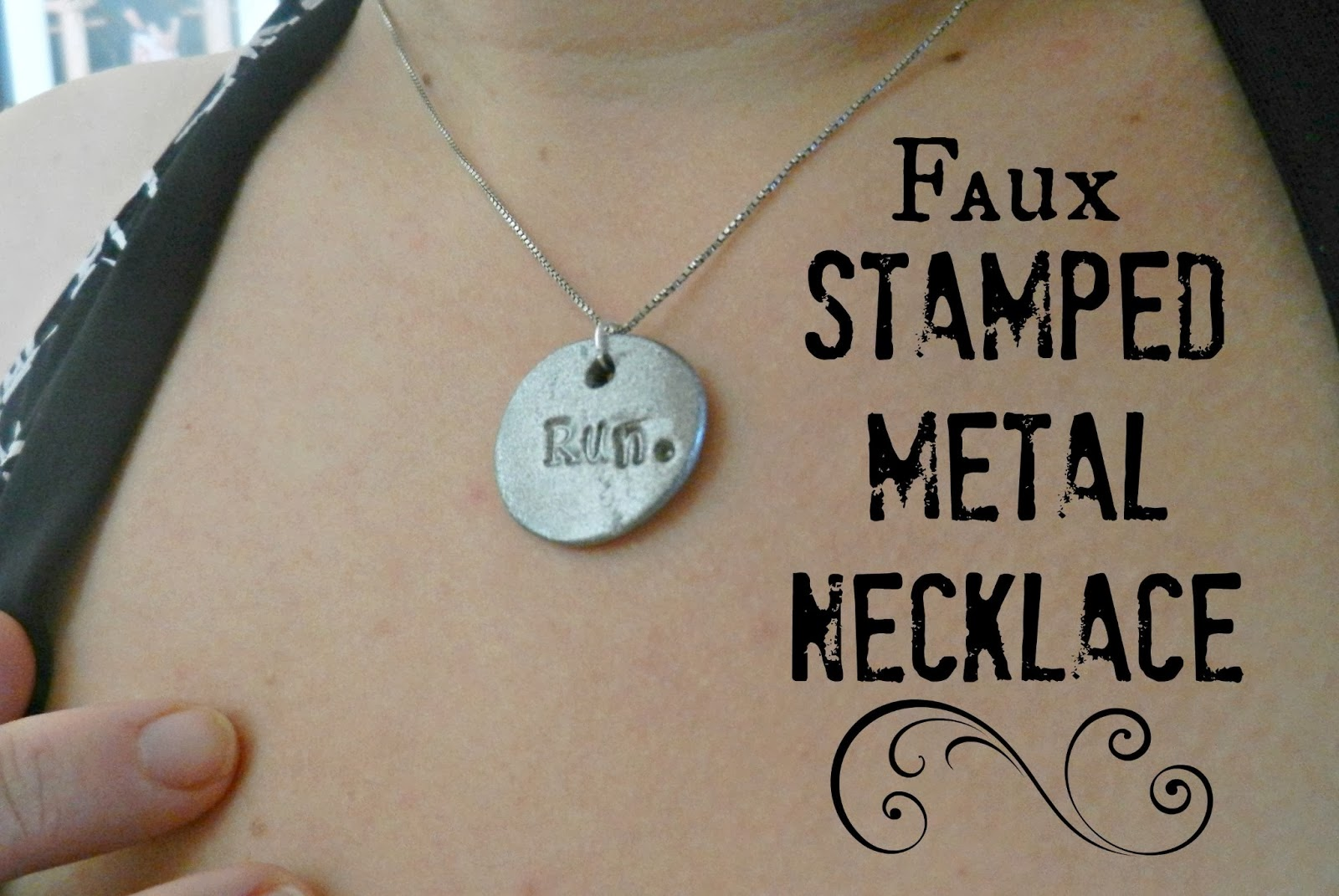 http://www.domesticblisssquared.com/2013/06/diy-faux-stamped-metal-necklace.html