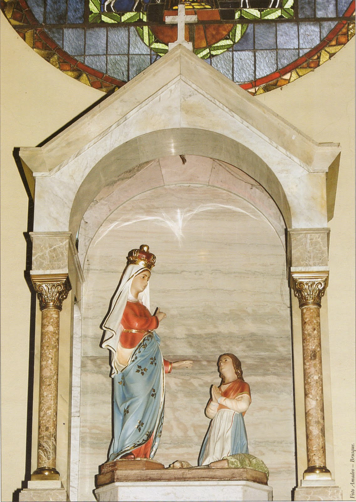 Nossa Senhora de Caravaggio de Azambuja