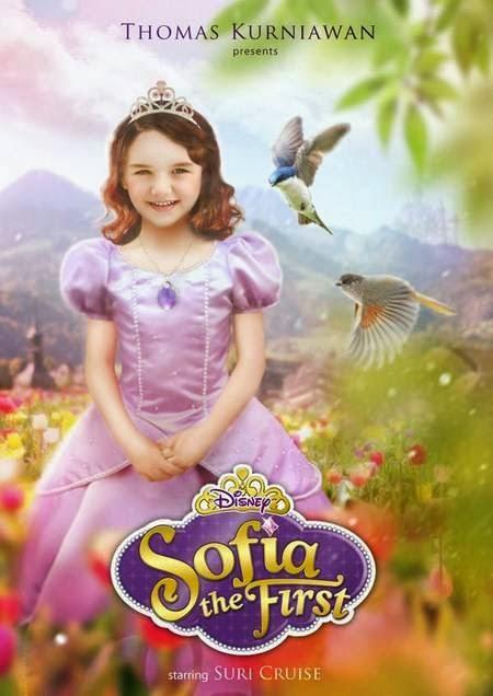 Sofia The First - Suri Cruise