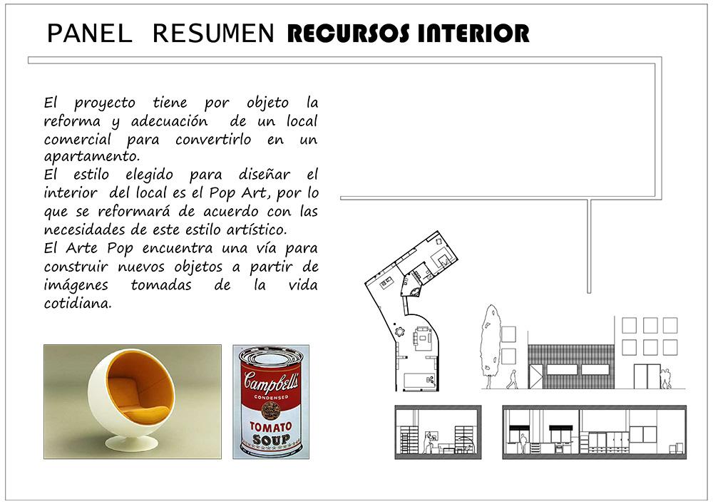Diseñar un panel resumen con Autocad. Parte 2 - Recursos Interior ...