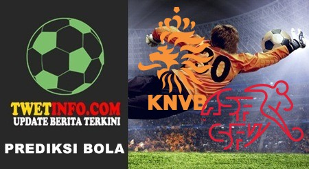 Prediksi Netherlands U17 vs Switzerland U17