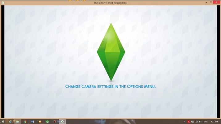 Cara mengatsi error not responding pada The Sims 4
