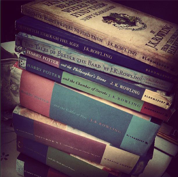 book-series-jkrowling-J K Rowling-bloomsbury