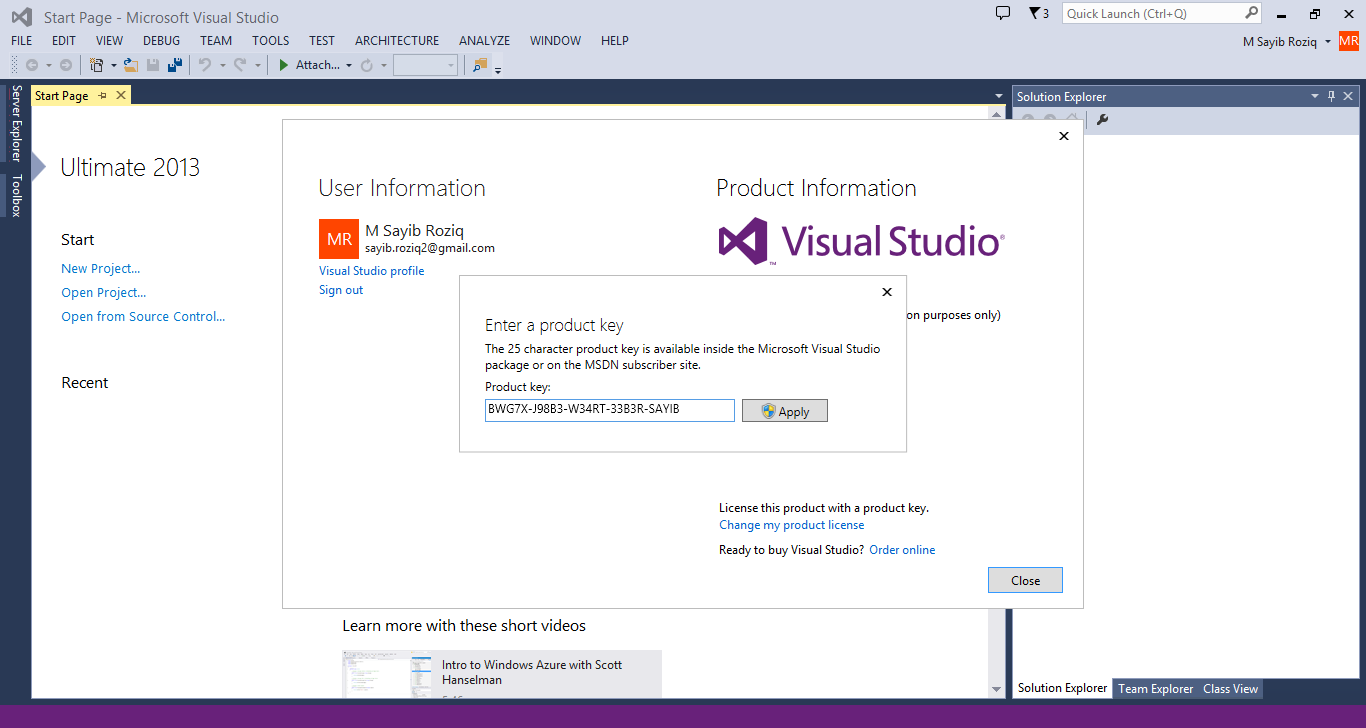 Buy Oem Ms Visual Studio Premium 2013