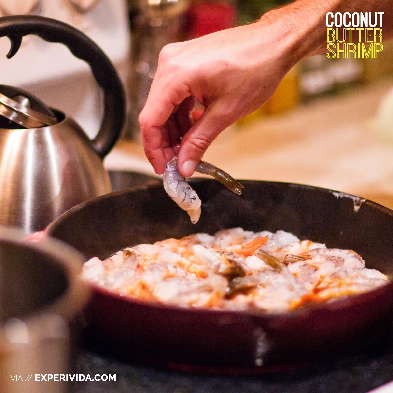 Coconut butter shrimp tasty 3 piece recipe made easy experivida cooking procedure forumfinder Choice Image