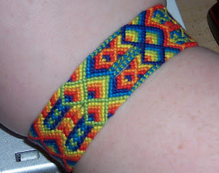 Easy Friendship Bracelet Patterns