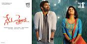 Nenu Sailaja movie first look wallpapers-thumbnail-3