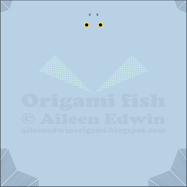 Origami Fish Paper Without CP (Aileen Edwin)