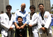 Sam Kass Visits Los Angeles