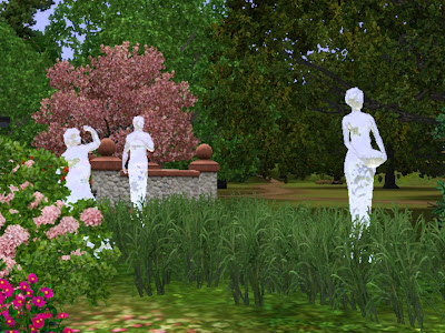 ice statue sims 3 ambitions