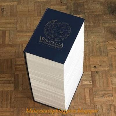Buku Paling Tebal Di Dunia