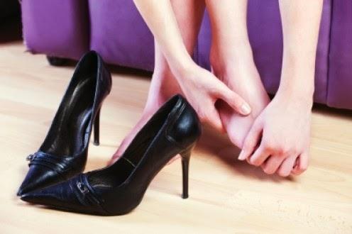 Picioare usoare ca un fulg - recomandari pentru picioarele obosite, dureroase si inflamate