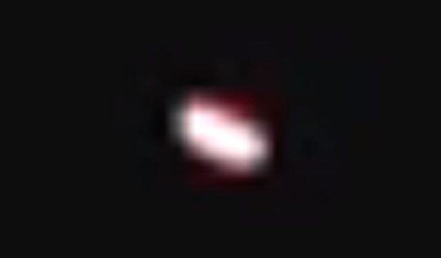 Glowing Red UFO Caught Over Florida Beach 2015, UFO Sightings