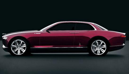 Bertone B 99 Jaguar Concept