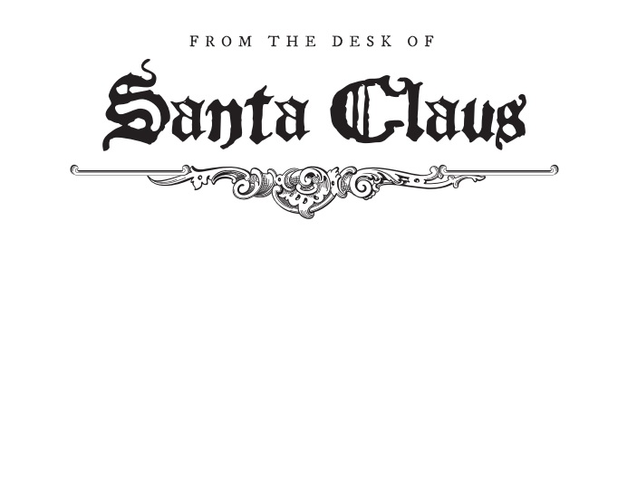 Search Results for: From The Desk Of Santa Claus Letterhead Free