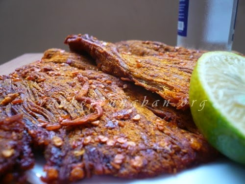 Cách làm thịt bò khô ngon tuyệt tại nhà