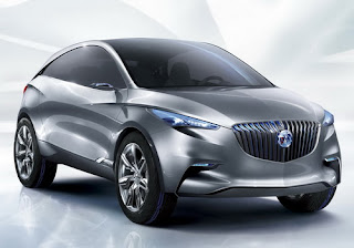 Buick Envision Concept Wallpapers