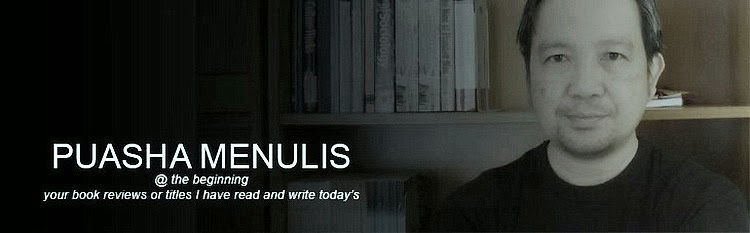 Puasha Menulis @ the beginning