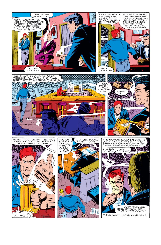 Captain America (1968) Issue #318 #246 - English 9