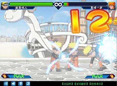 Naruto vs Bleach Games PC windows