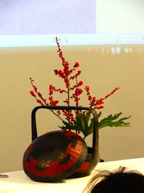 In Love With Ikebana