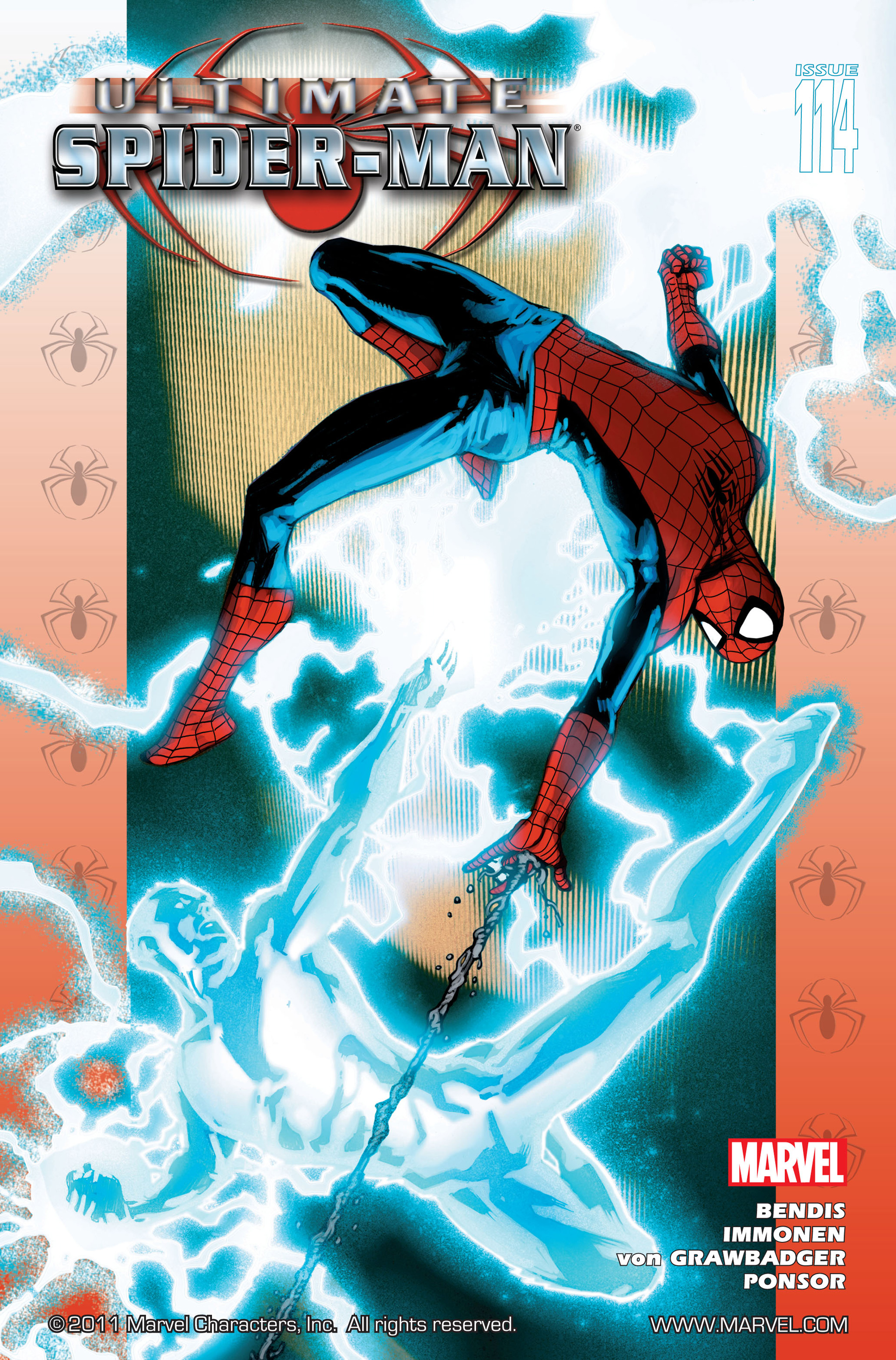 Ultimate Spider-Man (2000) Issue #114 #118 - English 1