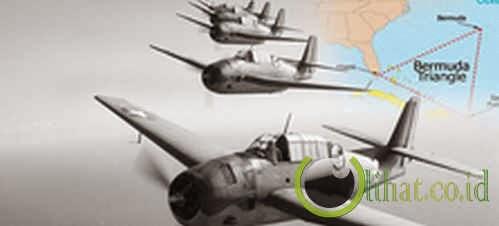 Flight 19 dan awal misteri Segitiga Bermuda