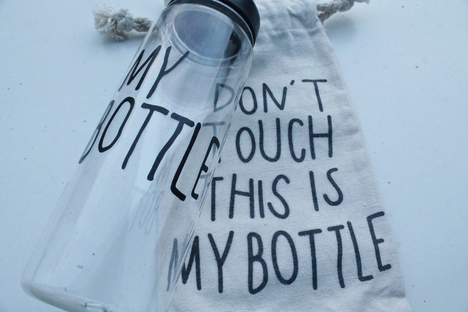 #My bottle