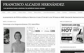 Entrevista en el blog de Francisco Alcaide