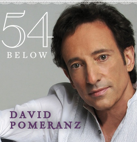 SCANDALOUS' David Pomeranz Performs Solo Concert at 54 Below Tonight