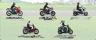 Sepeda Motor Injeksi Irit Harga Terbaik Cuma Honda - blogbudaqdegil.blogspot.com