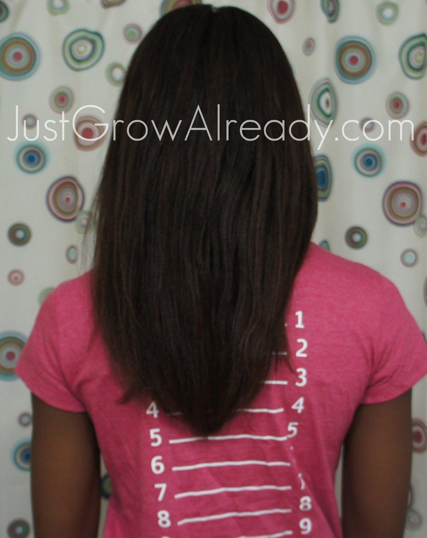Bra Strap Length Natural Hair