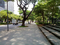 Ayala Triangle (Taken with Cherry Mobile Apollo Camera)