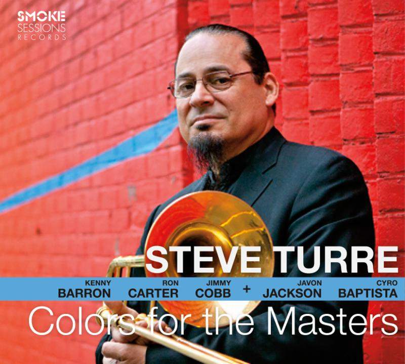 COLORS OF THE MASTERS:  STEVE TURRE