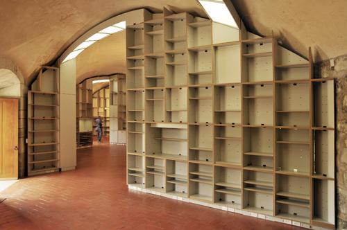 podio Centro de Diseño de Oaxaca por Emiliano Godoy y TUUX