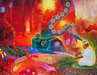 dmrt art painting