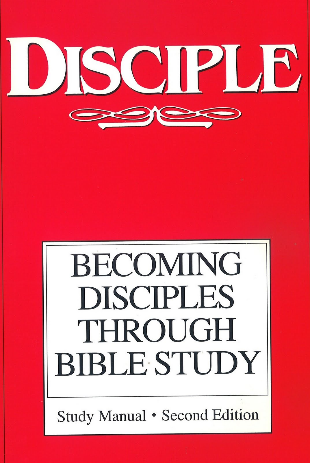 Disciple 1/1 (Becoming Disciples Through Bible Study ...