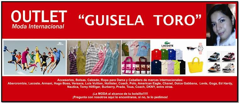 """Moda Internacional """"Guisela Toro"""""""