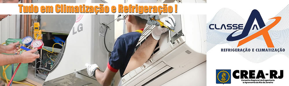 CLASSE A -  REFRIGERAÇÃO E CLIMATIZAÇÃO