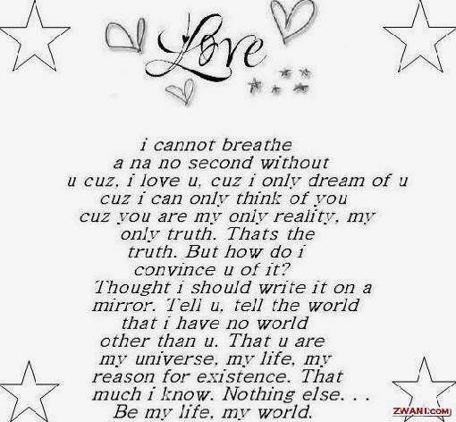 Great Poems Love