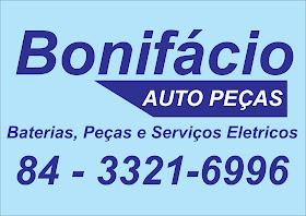BONIFÁCIO AUTOPEÇAS