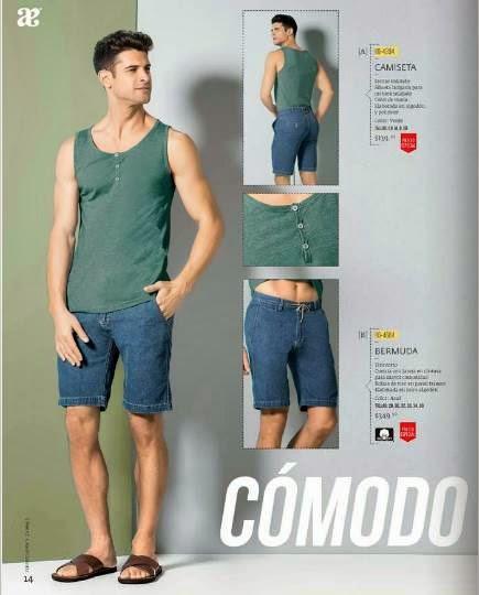 Look playero Ferrato Jeans P-2015