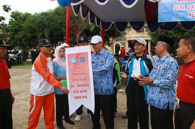 UPTP TK/SD Cimanggis gelar lomba pendidikan 201