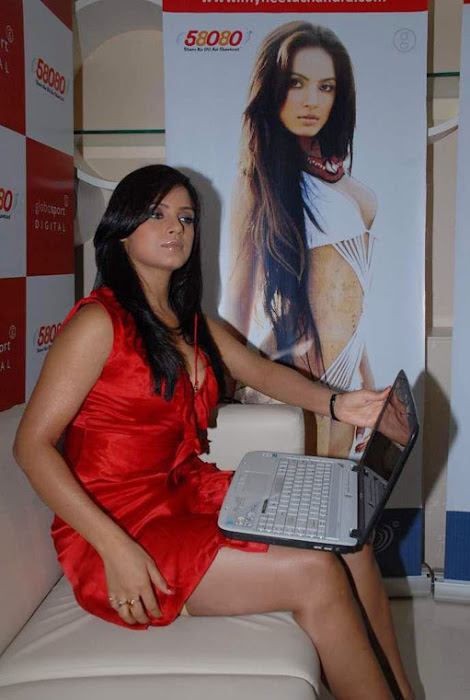 model neetu chandra shoot hot images